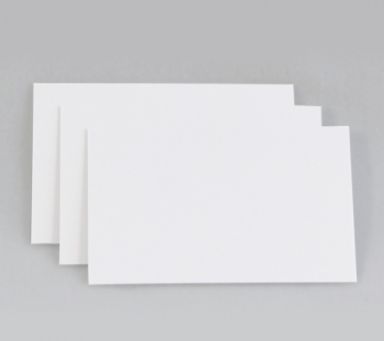 "Blank Game Cards - pack of 30 (2"" x 3"")"