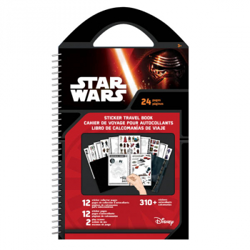 Star Wars Sticker Travel Book