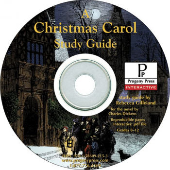 Christmas Carol Study Guide on CD