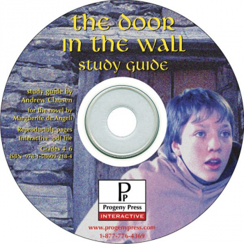 Door in the Wall Study Guide on CD