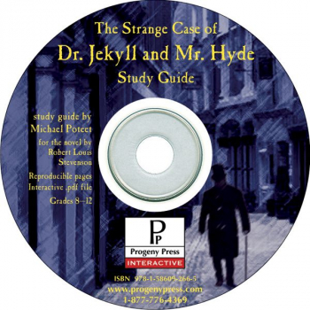 Strange Case Dr Jekyll & Mr Hyde Study Gde CD
