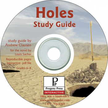 Holes Study Guide on CD