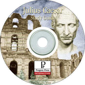 Julius Caesar Study Guide on CD