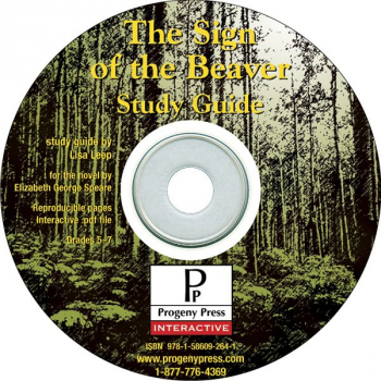 Sign of the Beaver Study Guide on CD