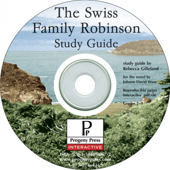 Swiss Family Robinson Study Guide on CD
