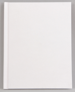 Portrait Lined Bare Book