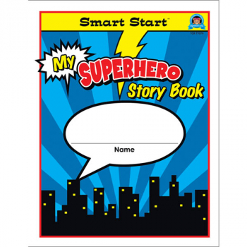 Superhero Smart Start 1-2 Storybook
