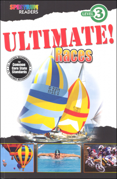 Ultimate! Races (Spectrum Reader Level 3)