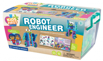 Robot Engineer (Kids First Level 1)
