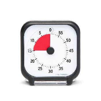 "Time Timer (3"" square clock)"