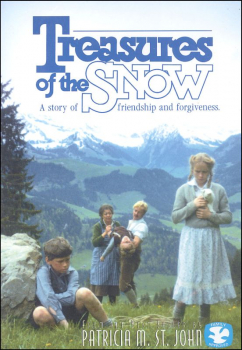 Treasures of the Snow DVD
