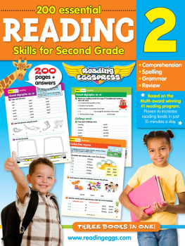 Reading Eggspress Reading Workbook Grade 2