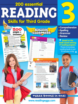 Reading Eggs Reading Workbook Grade 3