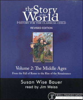 Story of the World Vol. 2 2nd Edition Audiobook CDs