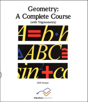 Geometry Complete Course - Module E - DVD