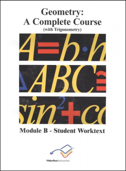 Geometry Module B WorkText