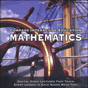Compass CD-ROM Saxon Advanced Math 2nd Edition