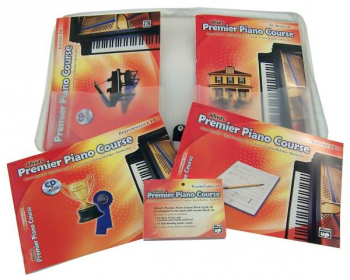 Alfred's Premier Piano Course Success Kit, Level 1A