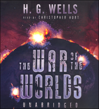 War of the Worlds Audio CD
