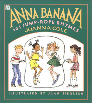 Anna Banana: 101 Jump-Rope Rhymes
