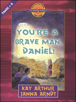 You're a Brave Man Daniel!