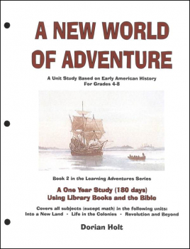A New World of Adventure Book 2