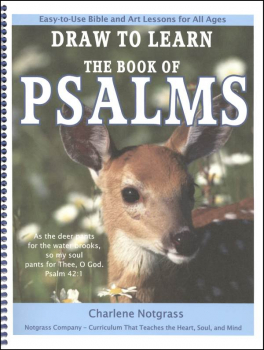 Draw to Learn the Book of Psalms