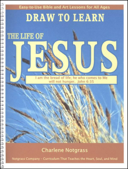Draw to Learn the Life of Jesus