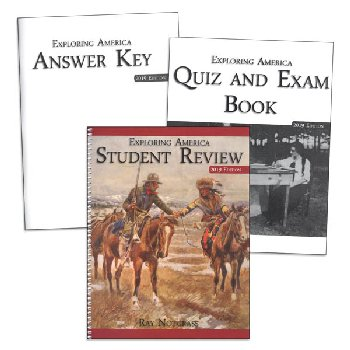 Exploring America Student Review Pack 2019 Ed