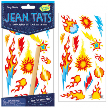 Jean Tats - Fiery Blasts