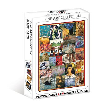 Fine Art Collection Playing Cards
