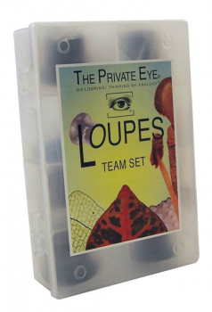 Private Eye Team Loupe Set