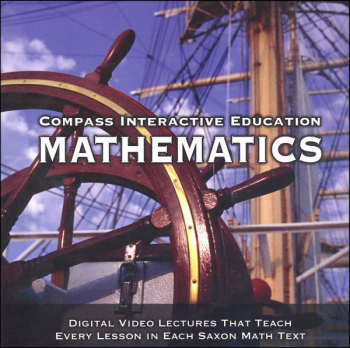 Compass CD-ROM Saxon Algebra II 2nd/3rd Edition
