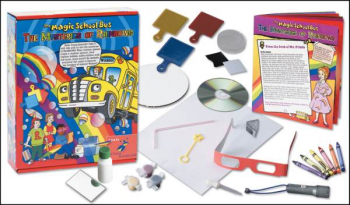 Mysteries of Rainbows Kit (Magic School Bus)