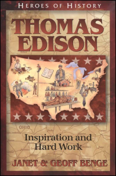 Thomas Edison (Heroes of History)