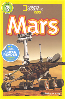 Mars (National Geographic Reader Level 3)