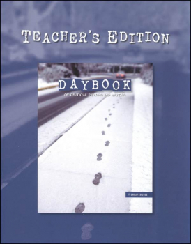 Daybooks of Critical Reading and Writing Teacher Edition Grade 9