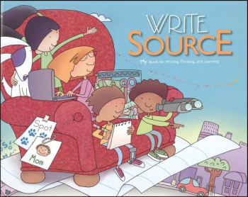 New Generation Write Source Kindergarten Student Book