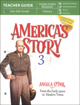 America's Story Volume 3 Teacher