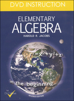 Elementary Algebra DVD Instruction