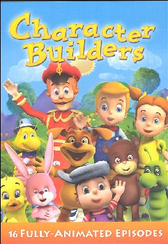 Character Builders Set of 2 DVDs