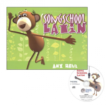 Song School Latin Book 1 Student Text and Song CD