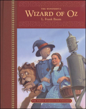 Wizard of Oz (Great Classics for Children)