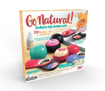 Go Natural! Complete Lip Balm Lab
