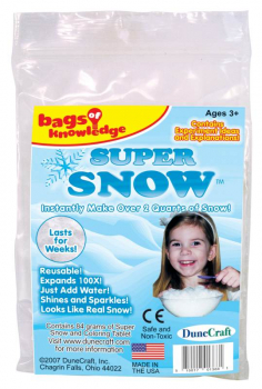 Super Snow 1 Bag of Knowledge