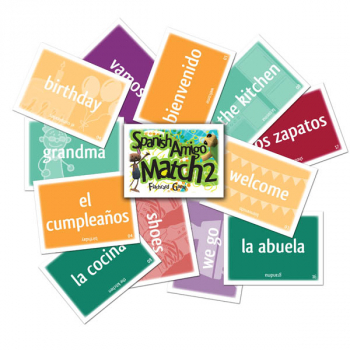 Song School Spanish Book 2 Flashcards
