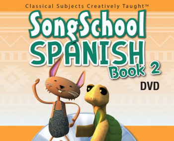 Song School Spanish Book 2 Teaching DVD Set