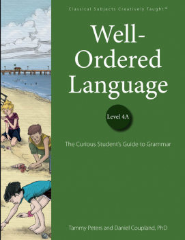 Well-Ordered Language Level 4A Student Book