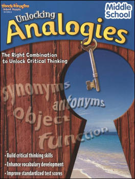 Unlocking Analogies: Middle School