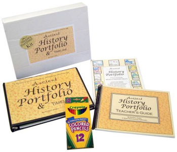 Ancient History Portfolio Classic Kit